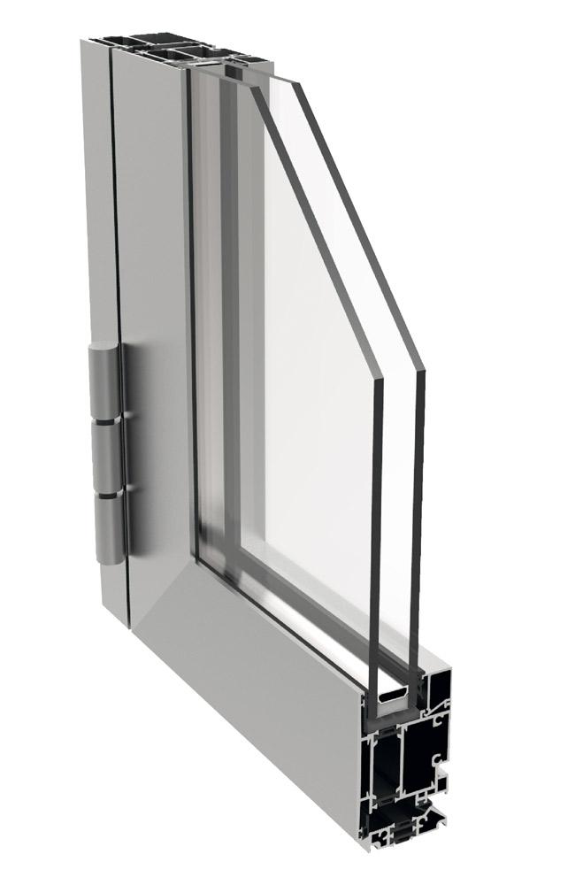 PersonAL Door, Porte in Alluminio a taglio termico
